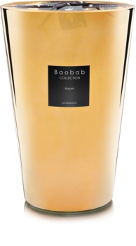 Baobab Les Exclusives Aurum świeczka zapachowa  35 cm