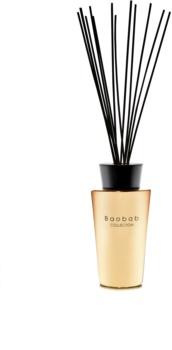 Baobab Les Exclusives Aurum diffuseur d'huiles essentielles avec recharge 500 ml