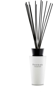 Baobab White Pearls diffuseur d'huiles essentielles avec recharge 500 ml