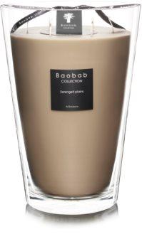 Baobab Serengeti Plains bougie parfumée 35 cm
