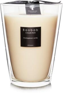 Baobab Madagascar Vanilla vonná svíčka 24 cm