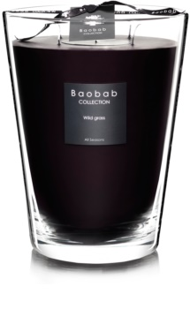 Baobab Wild Grass ароматна свещ  24 см