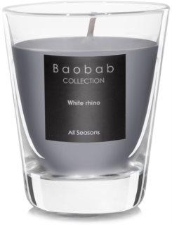 Baobab White Rhino duftkerze  (Votiv-) 6,5 cm