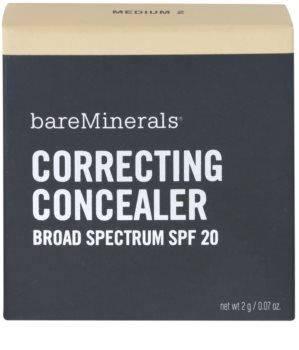 BareMinerals Correcting Concealer corector cremos SPF 20