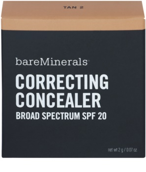 BareMinerals Concealer krémes korrektor SPF 20