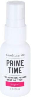 BareMinerals Prime Time Egységesítő sminkalap make-up alá