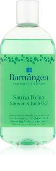 Barnängen Sauna Relax gel bagno e doccia