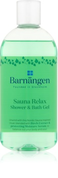 Barnängen Sauna Relax gel bain et douche