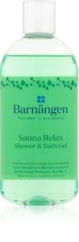 Barnängen Sauna Relax żel do kąpieli i pod prysznic