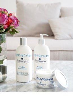 Barnängen Caring latte corpo per pelli normali e secche