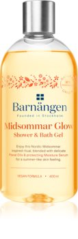 Barnängen Midsommar Glow gel za prhanje in kopanje