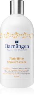 Barnängen Nutritive Duschcreme für trockene und sehr trockene Haut