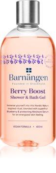Barnängen Berry Boost τζελ για ντους και μπάνιο