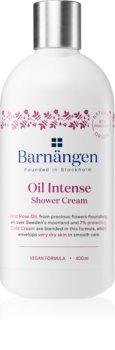 Barnängen Oil Intense απαλή κρέμα ντους για ξηρό έως πολύ ξηρό δέρμα