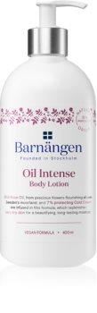 Barnängen Oil Intense nawilżające mleczko do ciała