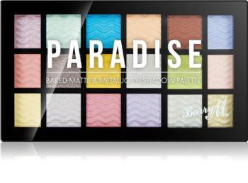 Barry M Paradise palette de fards à paupières