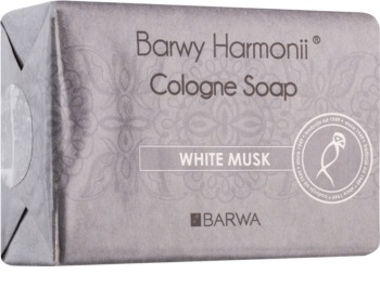Barwa Harmony White Musk Bar Soap With Smoothing Effect