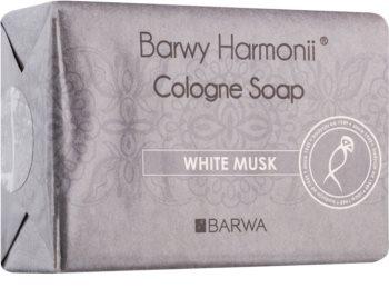 Barwa Harmony White Musk trdo milo z gladilnim učinkom