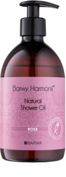 Barwa Harmony Rose sprchový olej bez parabenů