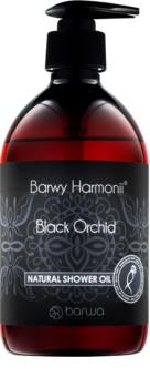 Barwa Harmony Black Orchid huile douche naturelle