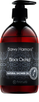 Barwa Harmony Black Orchid Natural Shower Gel