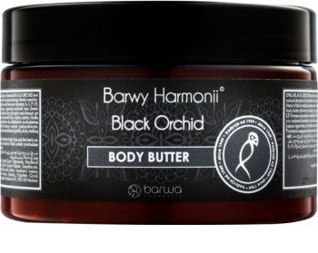 Barwa Harmony Black Orchid vyživující tělové máslo