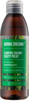 Barwa Herbal Horsetail sampon hajhullás ellen