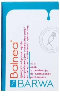 Barwa Balnea mýdlo proti nadměrnému pocení