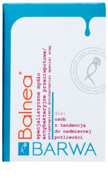 Barwa Balnea Soap to Treat Excessive Sweating