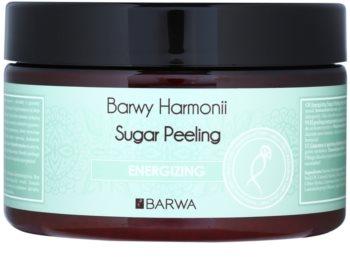 Barwa Harmony Energizing peeling de açúcar com efeito regenerador