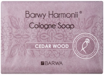 Barwa Harmony Cedar Wood savon solide effet hydratant