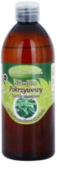 Barwa Herbal Nettle Shampoo  voor Vet Haar