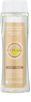 Barwa Natural Hypoallergenic gel de duche para a pele normal