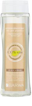 Barwa Natural Hypoallergenic gel za tuširanje za normalnu kožu