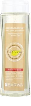 Barwa Natural Hypoallergenic sprchový gél pre citlivú pokožku