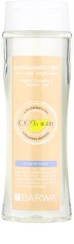 Barwa Natural Hypoallergenic jemný gel na intimní hygienu