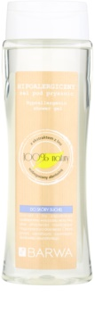 Barwa Natural Hypoallergenic гель для душу для сухої шкіри