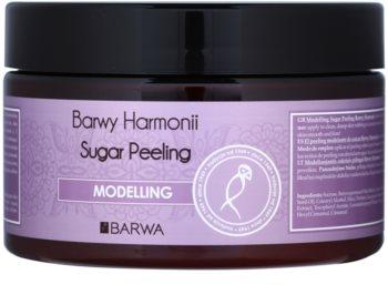 Barwa Harmony Modelling Suiker Peeling tegen Cellulite
