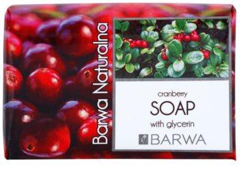 Barwa Natural Cranberry Feinseife mit Glycerin