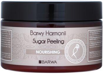 Barwa Harmony Nourishing gommage au sucre nourrissant pour un nettoyage doux