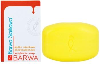 Barwa Sulphur sapun za masno i problematično lice