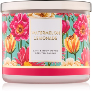 Bath & Body Works Watermelon Lemonade vonná sviečka 411 g