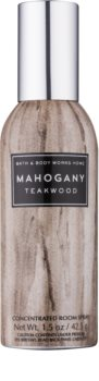 Bath & Body Works Mahogany Teakwood spray para o lar 42,5 g