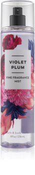Bath & Body Works Violet Plum Bodyspray für Damen 236 ml