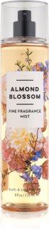 Bath & Body Works Almond Blossom telový sprej pre ženy 236 ml