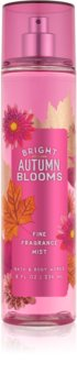 Bath & Body Works Bright Autumn Blooms Body Spray  voor Vrouwen  236 ml