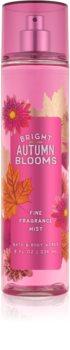 Bath & Body Works Bright Autumn Blooms Bodyspray  voor Vrouwen  236 ml