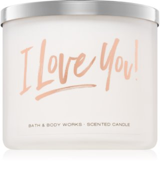 Bath & Body Works Bourbon Sea Salt Caramel ароматизована свічка  411 гр