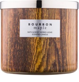 Bath & Body Works Bourbon Maple bougie parfumée 411 g