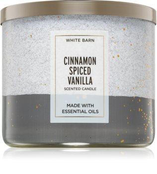 Bath & Body Works Cinnamon Spiced Vanilla Duftkerze  411 g II.